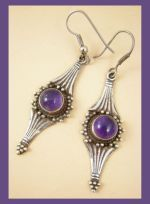 A passion for purple. $30