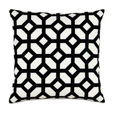 Niche Palmer Accent Pillow... I just repinned a pillow.