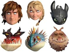 Multipack - 6 Official How to Train Your Dragon 2 Face Masks Great Value Multipacks http://www.amazon.de/dp/6042648497/ref=cm_sw_r_pi_dp_rHdbvb1XEVBHS