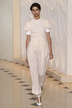 Emilia Wickstead Spring 2018 Ready-to-Wear Undefined Photos - Vogue