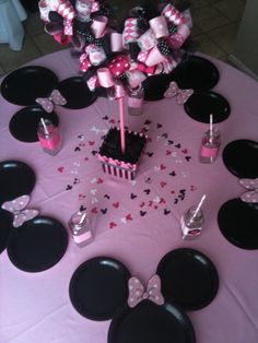 """@Lala Elepano Photo 1 of 50: Minnie Mouse / Birthday """"Minnie Mouse 2nd Birthday"""" 