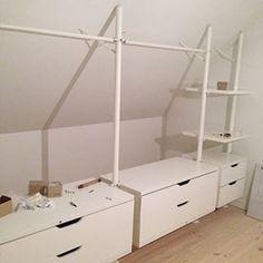 Résultats de recherche d'images pour « dachschräge schlafzimmer »