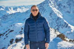 The 24th James Bond film, Spectre, is filming in Sölden, Austria. There, some Spectre Set photos were taken of Daniel Craig, Léa Seydoux and Dave Bautista.