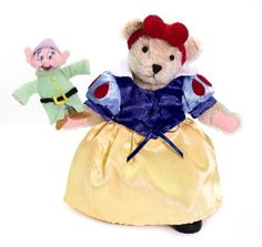 NABCO WDW Snow White 2005* Muffy Vanderbear [04-0744] - $230.00 : Village Bears, Your Friendly Bear Store