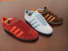 Stunning one-of-one triple Dublin set owned by Huddersfield born graphic designer/illustrator Peter O'Toole. Peter has done work for many high end companies including adidas, including illustrating the Quotoole book for adidas which covered the trainers that he and renowned German adidas collector Quote jointly designed