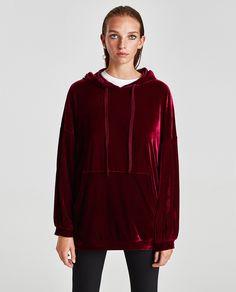 Obrázok 2 z MIKINA S KAPUCŇOU od spoločnosti Zara