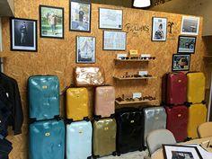 Crash Baggage Japan Showroom