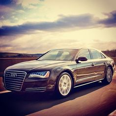 my future car .Audi A8 MY BABY