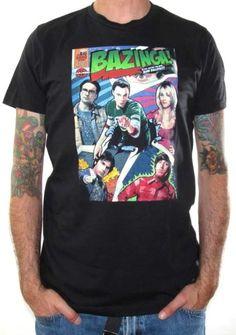 http://www.rockworldeast.com/store/Bands,Big_Bang_Theory/Big_Bang_Theory_T-Shirt_Comic_Book/