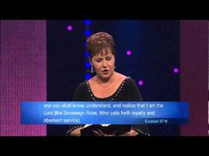 Joyce Meyer - Your Words Affect Your Future (Part 2)