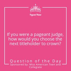 Good Morning ✨ Here is your #QuestionoftheDay! Answer our daily question for some fun interview practice! Are you getting the daily straight to your inbox each morning?