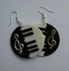 #aros #claveDeSol #piano #órgano #teclado