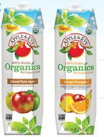 Apple & Eve Organics Juice for $1.00 at Stop & Shop (3/3)
