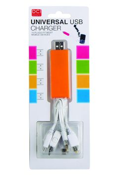 DCI Design Universal USB Charger