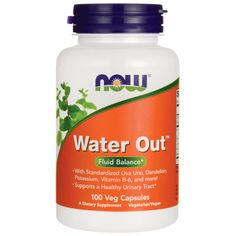 Water Out, 100 Veg Caps AED185.00