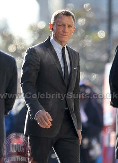 Do you wish to look exactly like Daniel Craig? We fulfill your desire by offering you the most latest suit that Daniel Craig will wear at Skyfall. Our made to measurement Daniel Craig suit will endow you with rakish appearance and pleasing look. Don't worry about quality, because we guarantee the use of high quality fabric in designing our suits.  Instead Of $170 You Can Get This Skyfall Movie Suit On Sale Now In Just $130 ..