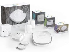 SmartThings collection of smart devices