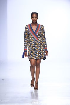 4aaac1d16ddb Day 4 of the Heineken Lagos Fashion and Design Week has come to a close and  here s your BN Style Runway Recap. Lisa Folawiyo s collection was as  expected
