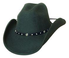 435882f99b8ef Bullhide Balled Up - Shapeable Wool Cowboy Hat. Short Brim HatCowboy  HatsOutdoor ...