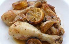 Régime Dukan : Poulet au citron #dukan http://www.dukanaute.com/recette_poulet_au_citron-5999.html