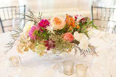 CHARLESTON WEDDINGS - River Course wedding on Kiawah Island, South Carolina from Captured by Kate Photography and Charleston Stems