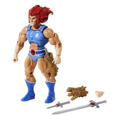 ThunderCats Club Third Earth Lion-O Action Figure