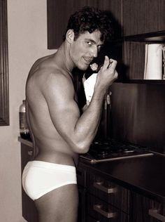 Quieres comida china? Fancy Chinesse food?   David Gandy for Dolce & Gabbana…