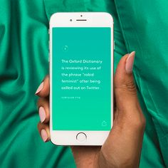 Refinery29 Just Launched An App — & It's Going To Simplify Your Morning  #refinery29  http://www.refinery29.com/refinery29-8things-app-launch