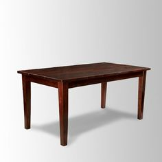West Elm INDIAN ROSEWOOD DINING TABLE $899