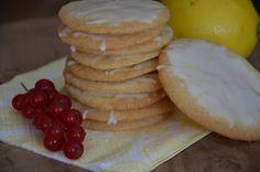 Food and More - Rezeptra: Zitronen Cookies