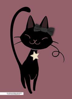 """LUCKY YOU"" Graphic design for Etam Lingerie (nightwear) winter 2012 -- Art © Priscillia Thomas --"
