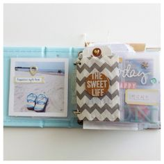 TREAT BAG WITH TAG - Picture 6 of Summer mini album (part 1 of 3) by kgriffin