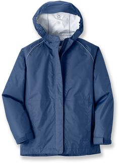 REI Cascades Rain Jacket in Indigo