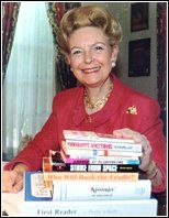 Constitutional lawyer Phyllis Schlafly