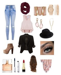 """""""Utcai"""" by tamihoran on Polyvore featuring Charlotte Russe, Cameo, The Limited, Athleta, Eugenia Kim, Givenchy, Dolce&Gabbana, alfa.K, Mark Broumand and Vince Camuto"""
