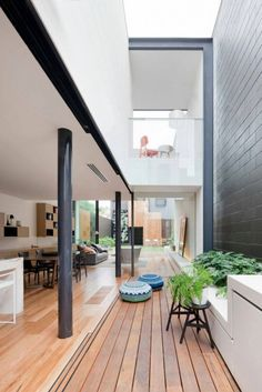 Contemporary Terrace Extension To Victorian Style Bridport Residence In Australia - http://interior-design.info/contemporary-terrace-extension-to-victorian-style-bridport-residence-in-australia/