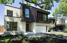 Forget 'traditional.' How builders are crafting modernist homes for the modern family - The Globe and Mail