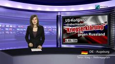 "US-Kongress verabschiedet ""Kriegserklärung"" gegen Russland (klagemauer.tv)"