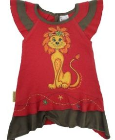 Hooliganskids Adventures Floral Lion Swing Top AVFL - Baby and Childrens Clothing Baby Boutique Clothing, Swing Top, Cute Little Girls, Perfect Match, Girl Outfits, 12 Months, Floral, Lion, Cotton