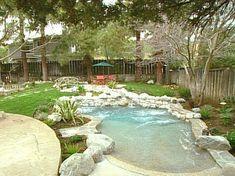 swim spa...alternative to a real pool?... by eddie