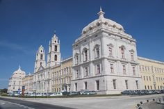 Mafra-Monasterio Portugal, San Francisco Ferry, Notre Dame, Places Ive Been, Taj Mahal, Building, Travel, Holidays, Lisbon