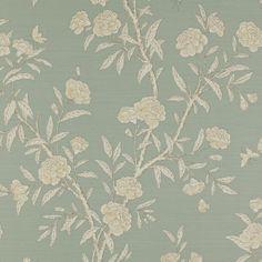 Summer Palace Wallpaper - Cowtan Design Library