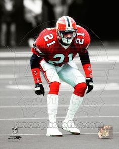 Atlanta Falcons - Deion Sanders Photo