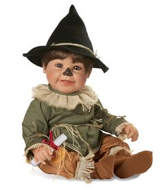 SCARECROW - THE WIZARD OF OZ | Charisma Brands, Collectible Dolls, Baby Dolls