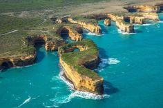 australia, coast