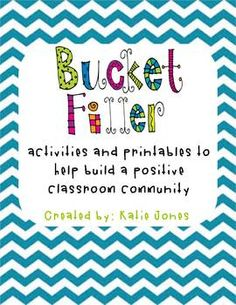 This product will help you form a positive community in your classroom, with the help of