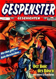 Cover for Gespenster Geschichten (Bastei Verlag, 1974 series) #512