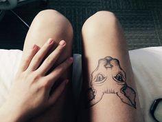 #Meow 😸 #tattoo