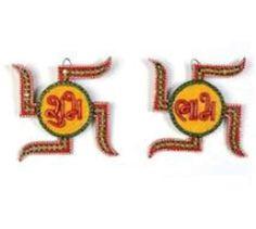 Diwali Decoration Items, Diwali Decorations At Home, Handmade Decorations, Diwali Diy, Diwali Craft, Diwali Gifts, Handmade Diwali Greeting Cards, Door Hanging Decorations, Acrylic Rangoli