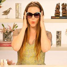 DIY: How to Make Retro, Pastel-Tipped Sunglasses!